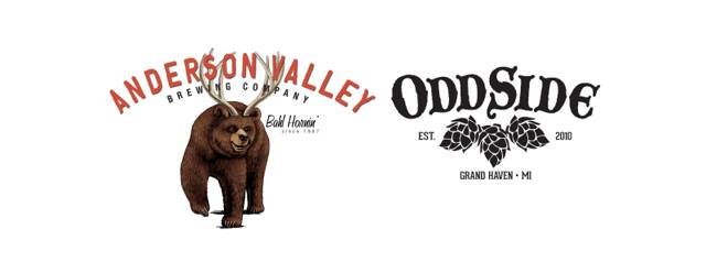 Anderson Valley & Odd Side Ales Tap Takeover